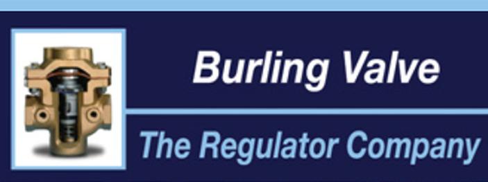 Regulators, Burling Valve