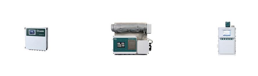 Analyzer – Process Gas, Moisture in Gas